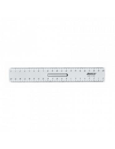 Decimetro Doppio Architetto 20 cm
