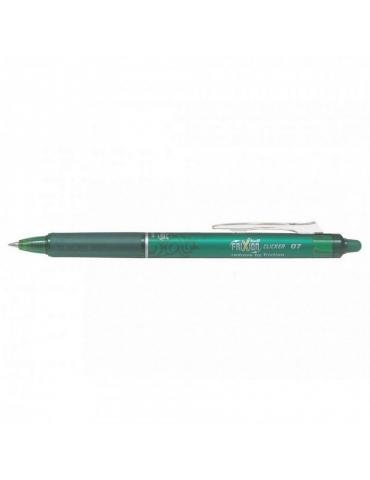 Penna Sfera Pilot Frixion Clicker 0.7 Verde