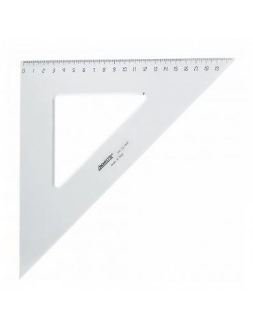 Squadra Architetto 45° 16 cm
