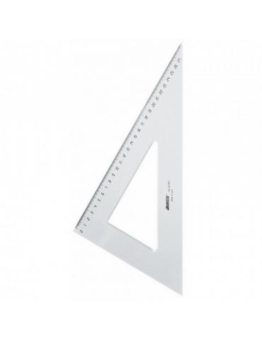 Squadra Architetto 60° 16 cm