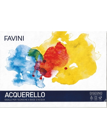 Album Acquerello Favini 25x35