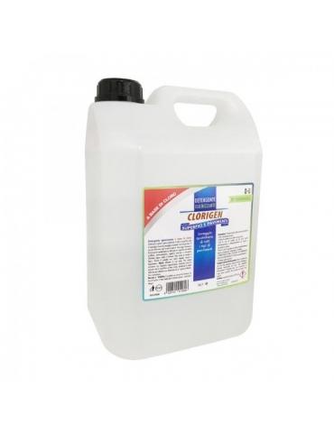 Detergente Igienizzante Superfici e Pavimenti Clorigen 5L