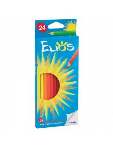 Matite Colorate Elios FILA Confezione 24 Colori