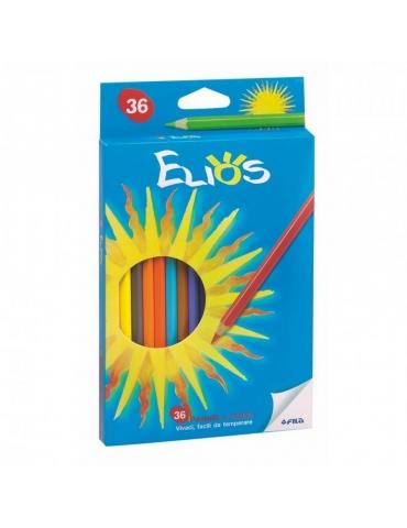 Matite Colorate Elios FILA Confezione 36 Colori