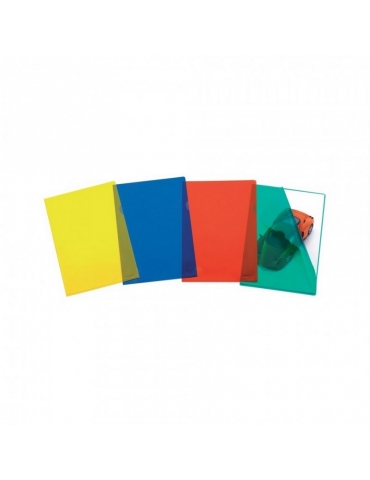 Busta a L Pratic PP Favorit BA Colorata 22x30 Conf.50