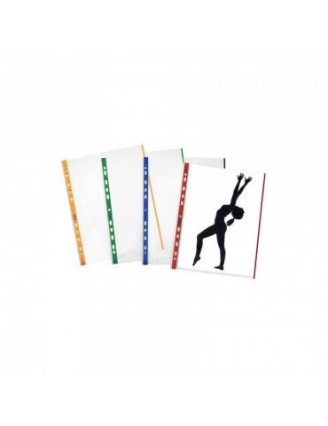 Busta Foratura Universale Favorit Colorata 22x30 Conf. 10