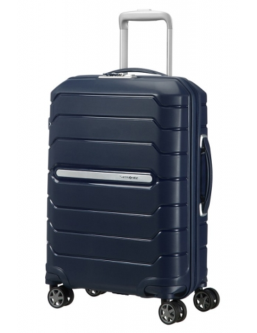 Trolley Medio Samsonite Flux 68/25 Navy Blue