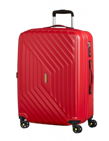 Trolley Medio American Tourister Air Force 1 76/29 Flame Red