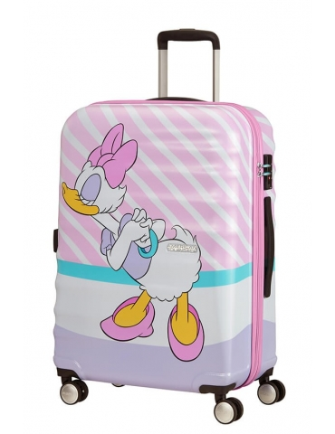 Trolley Cabina American Tourister Disney Legends 55/20 Daisy Pink Kiss