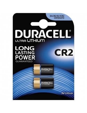 Pila Duracell DLCR2 3V Litio Confezione 2 Pezzi