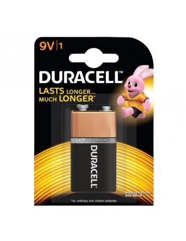 Pila Duracell Transistor 9 V MN1604