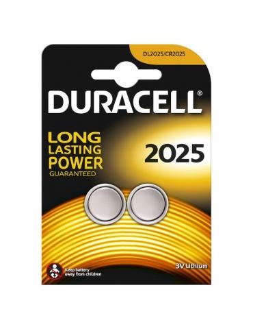 Pila Duracell DL2025 3 V Confezione 2 Pezzi