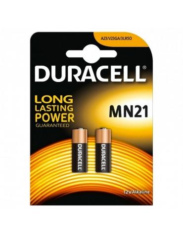 Pila Duracell MN21 12 V Confezione 2 Pezzi