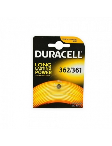 Pila Duracell Argento D362 1.5 V