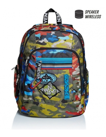 Zaino Seven Advanced Adventure Camo
