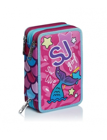 Astuccio Seven 3 Zip SJ Gang Sweet Wave