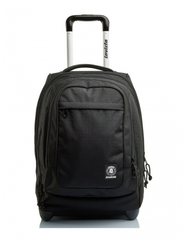 Zaino Trolley Invicta Bump PRO Plain Nero