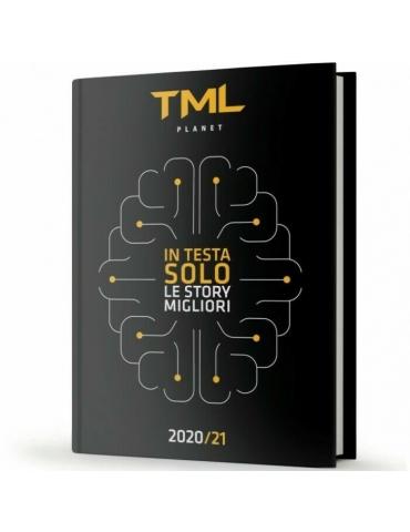 Diario TML Tua Madre è Leggenda 2020-2021 12 Mesi