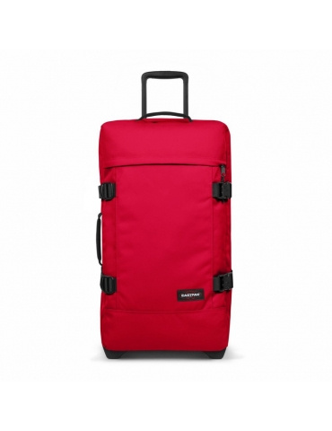 Trolley Eastpak Tranverz M Sailor Red