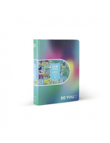Diario Be You 2021 Aurora Boreale 12 Mesi