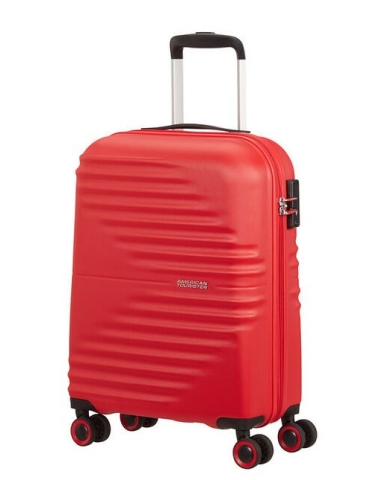 Trolley Cabina American Tourister Wavetwister 55/20 Vivid Red
