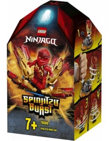 LEGO NINJAGO Spinjitzu Burst - Kai