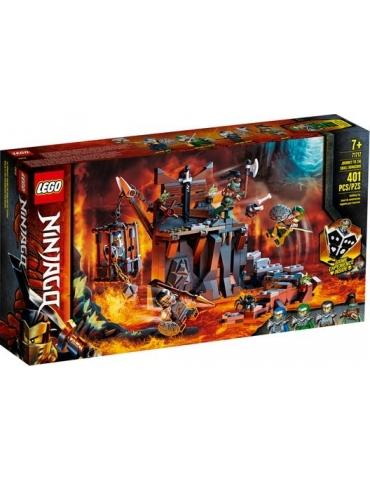 LEGO NINJAGO Viaggio nelle Segrete dei Teschi