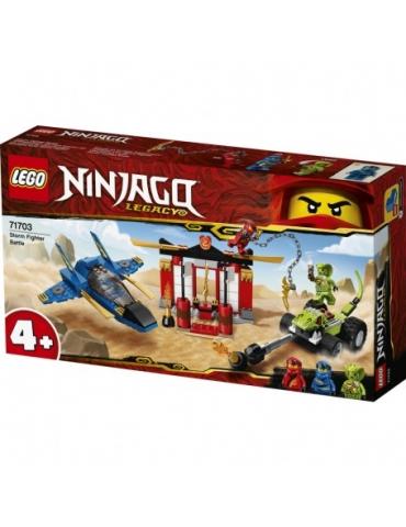 LEGO NINJAGO Battaglia sullo Storm Fighter