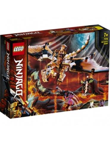 LEGO NINJAGO Dragone da battaglia di Wu