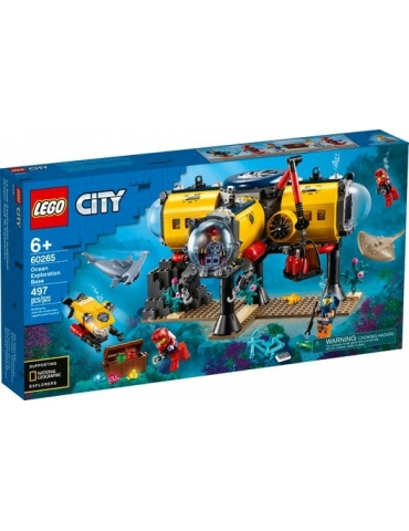 LEGO CITY Base per esplorazioni oceaniche Average rating0out of 5 stars