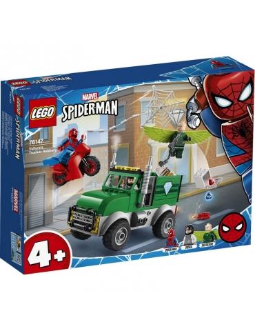 LEGO MARVEL Avvoltoio e la rapina del camion