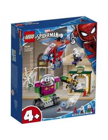 LEGO SPIDERMAN la minaccia di Mysterio