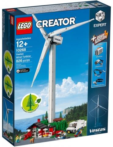 LEGO CREATOR turbina eolica Vestas