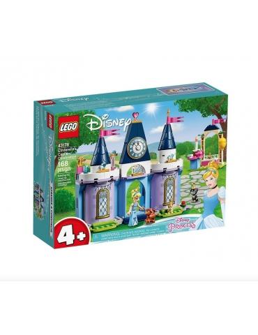 LEGO DISNEY la festa del castello di Cenerentola