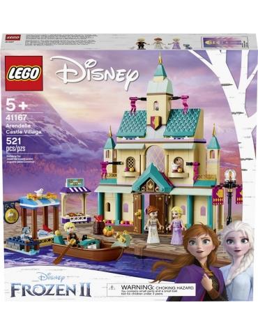 LEGO DISNEY il villaggio del castello di Arendelle