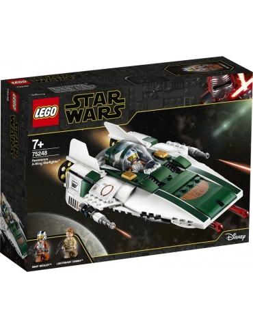 LEGO STAR WARS A-wing Starfighter della resistenza
