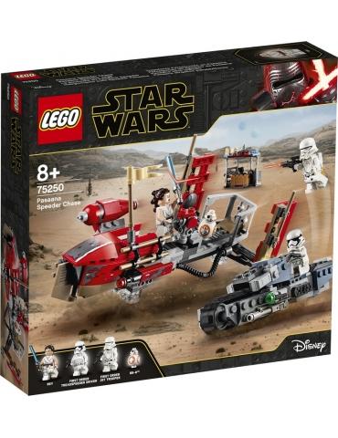LEGO STAR WARS inseguimento sullo Speerder Pasaana