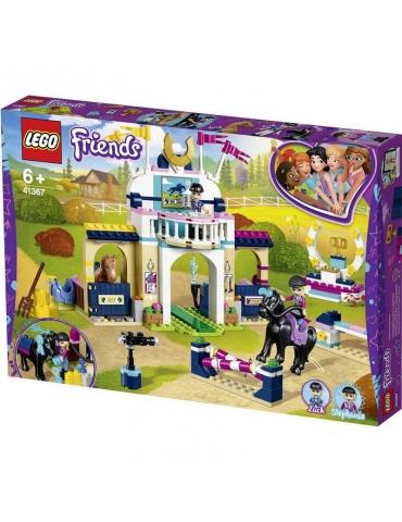 LEGO FRIENDS la gara di equitazione di Stephanie
