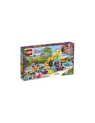 LEGO FRIENDS il molo dei divertimenti di Heartlake