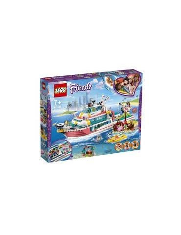 LEGO FRIENDS motoscafo di salvataggio