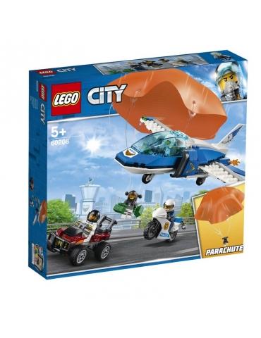 LEGO CITY Arresto con il paracadute della Polizia aerea