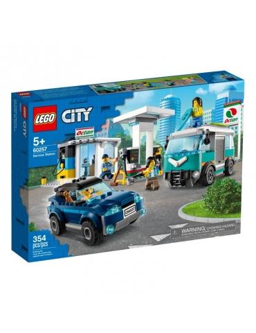 LEGO CITY stazione di servizio