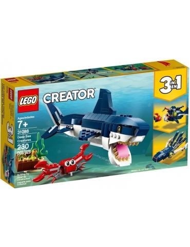 LEGO CREATOR Creature degli abissi Average rating5out of 5 stars