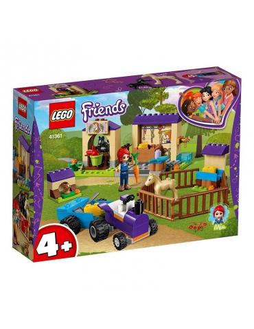 LEGO Friends La scuderia dei puledri di Mia
