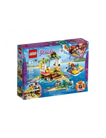 LEGO Friends La missione di soccorso delle tartarughe