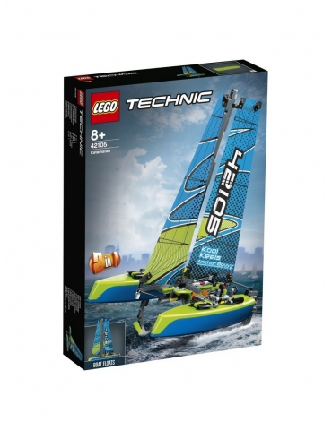LEGO TECHNIC Catamarano