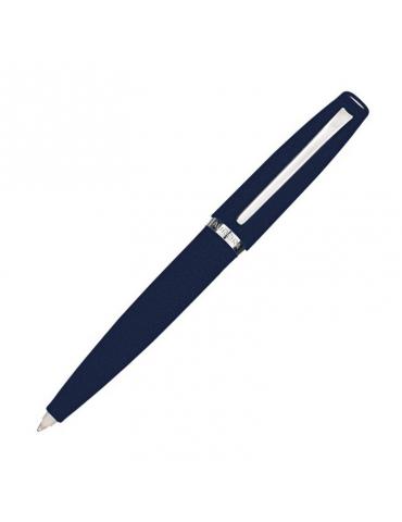 Penna Sfera Aurora Style Velvet Blu