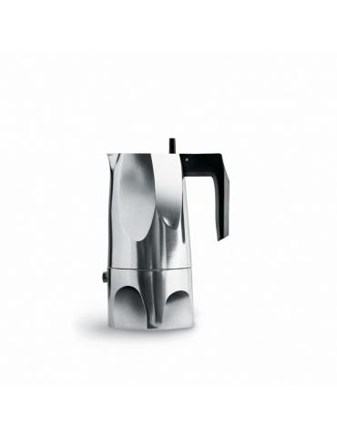 Caffettiera espresso Ossidiana - ALESSI