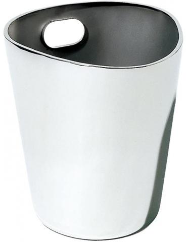Rinfrescatore in acciaio inossidabile Bolly - ALESSI