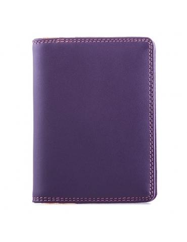 Porta carte di credito MyWalit con inserti in plastica Black Pace